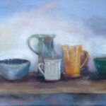 Avignon Pots and Bowl